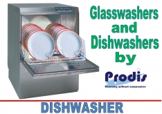 DISHWASHERS & POT WASHERS by PRODIS - K.F.Bartlett LtdCatering equipment, refrigeration & air-conditioning